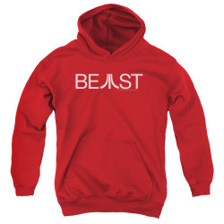 Image for Atari Youth Hoodie - Beast Logo