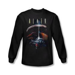 Image for Alien Long Sleeve T-Shirt - Planet