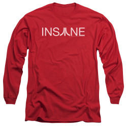 Image for Atari Long Sleeve Shirt - Insane Logo