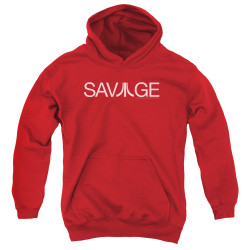Image for Atari Youth Hoodie - Savage Logo