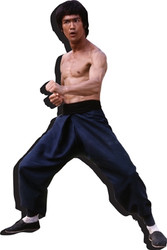 Image for Bruce Lee Stance Magnet