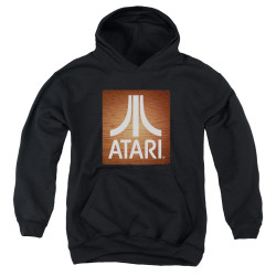 Image for Atari Youth Hoodie - Classic Wood Square
