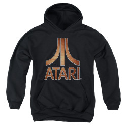 Image for Atari Youth Hoodie - Wood Logo