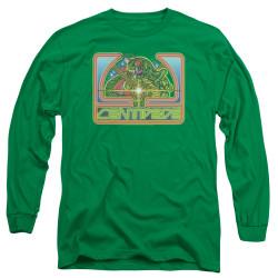 Image for Atari Long Sleeve Shirt - Centipede Green