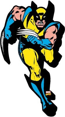 Image for Wolverine Chunky Magnet