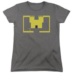 Image for Atari Womans T-Shirt - Adventure Screen Art