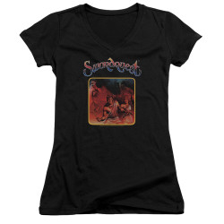 Image for Atari Girls V Neck - Swordquest