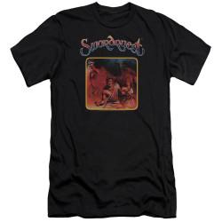 Image for Atari Premium Canvas Premium Shirt - Swordquest