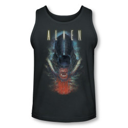 Image for Alien Tank Top - Bloody Jaw