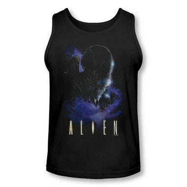 Image for Alien Tank Top - In Space