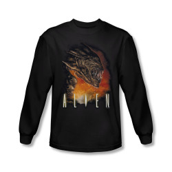 Image for Alien Long Sleeve T-Shirt - Fangs