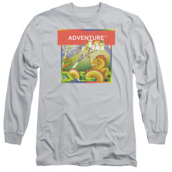 Image for Atari Long Sleeve Shirt - Swordquest 8 Bit Sword