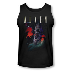 Image for Alien Tank Top - Double Jaws