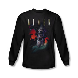 Image for Alien Long Sleeve T-Shirt - Double Jaws
