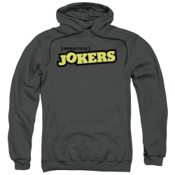 Image for Impractical Jokers Hoodie - Show Logo