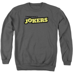 Image for Impractical Jokers Crewneck - Show Logo