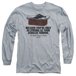 Image for Impractical Jokers Long Sleeve T-Shirt - Brick Flop