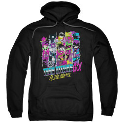 Image for Teen Titans Go! Hoodie - Go to the Movies Logo