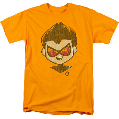 Image for Teen Titans Go! T-Shirt - Go to the Movies Beachy Robin