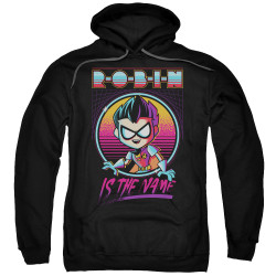 Image for Teen Titans Go! Hoodie - Go to the Movies Robin
