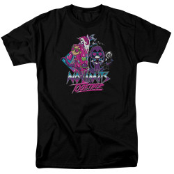 Image for Teen Titans Go! T-Shirt - Go to the Movies No Limits