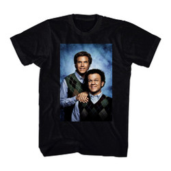 Image for Step Brothers T-Shirt - Poster