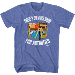 Image for Step Brothers T-Shirt - So Much Room