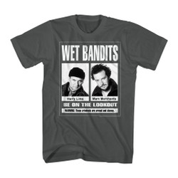 Image for Home Alone T-Shirt - Wanted: Wet Bandits