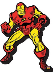 Image for Iron Man Chunky Magnet
