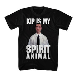 Image for Napoleon Dynamite T-Shirt - Kip Spirit