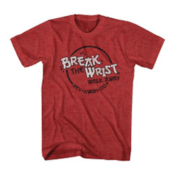 Image for Napoleon Dynamite T-Shirt - Break the Wrist