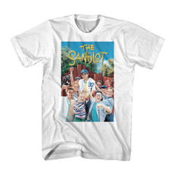Image for The Sandlot T-Shirt - Color Poster