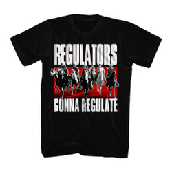 Image for Young Guns T-Shirt - Regulators