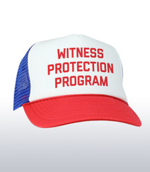 Image for Witness Protection Program Baseball Hat