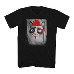 Image for Grumpy Cat T-Shirt - Defaced Grumpy