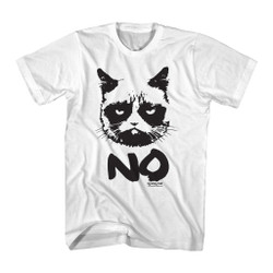 Image for Grumpy Cat T-Shirt - No