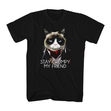 Image for Grumpy Cat T-Shirt - Stay Grumpy
