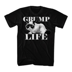 Image for Grumpy Cat T-Shirt - Grump Life