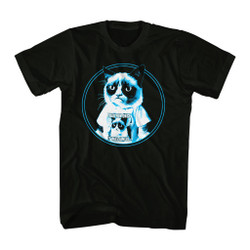 Image for Grumpy Cat T-Shirt - Grumpy in Shirt
