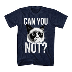 Image for Grumpy Cat T-Shirt - Can You Not