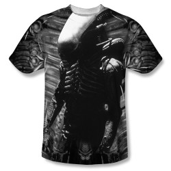 Image for Alien T-Shirt - Sublimated Creature Feature 100% Polyester