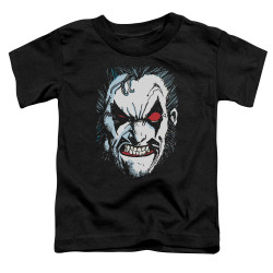 Image for Lobo Toddler T-Shirt - Face