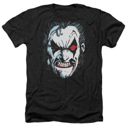 Image for Lobo Heather T-Shirt - Face