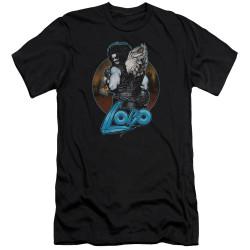 Image for Lobo Premium Canvas Premium Shirt - Lobo's Back