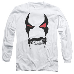 Image for Lobo Long Sleeve T-Shirt - Big Face