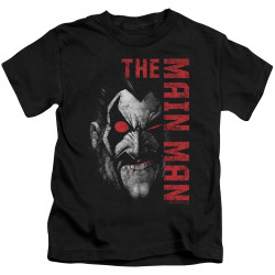 Image for Lobo Kids T-Shirt - the Main Man