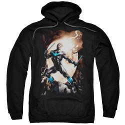 Image for Batman Hoodie - Nightwing Against Owls