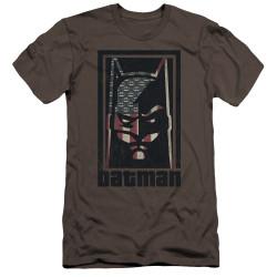 Image for Batman Premium Canvas Premium Shirt - American Batman