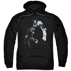 Image for Batman Hoodie - Joker Choke
