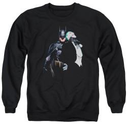Image for Batman Crewneck - Joker Choke